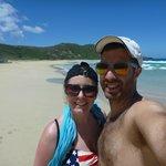 Resaca Beach (nobody there!)