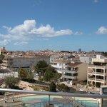 Stadtansicht Colonia Sant Jordi