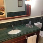 Bathroom in room 207
