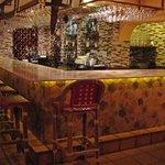 Glass Tile Bar