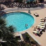 Balcony view of Kids Pool