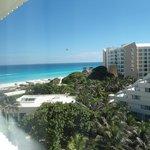 vista do apartamento / praia