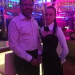 Sky Lounge Hostess