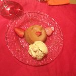 fan de star wars ce dessert est pour vous !!! le jedi antillais ( dessert non modifié )