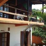 Balcones y habitaciones