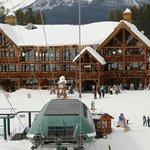 The Lake Louise Ski Lodge