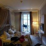 Hotel Balzac room