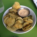 Fried pickle app