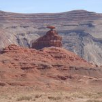 Mexican Hat - area attraction