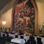 Cool dinning room