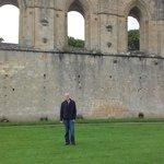 Inside the magic walls of Glastonbury Abbey in England
