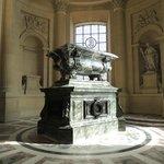 Josephine's tomb