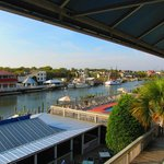 Shem Creek from room