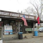 Front of General Store