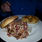 Pulled Pork and Mac