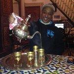 Hospitalidade Marroquina: Chá de Menta