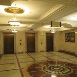 floor elevator lobby