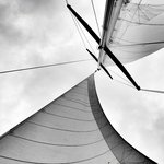 Sails and clouds
