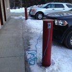 Car Heater Plug-in