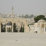 View from Temple Mount/Haram Al-Sharif