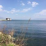 Erhai lake, a big, clean and calm lake