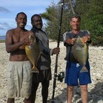 Vatukarasa Reef Fishing with Peceli and Simon