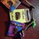 Notebooks & pencils