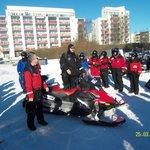 Finland-Rovaniemi-Lapland Safaris-snowmobile safari