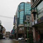 山水商務飯店7