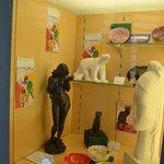В магазине музея