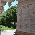 Вход на территорию Николаевского собора