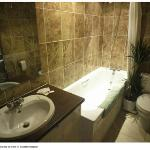 Photo of bathroom from their website