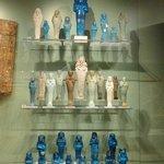 Egyptian tomb figures