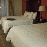 Nice comfortable beds for a GREAT sleep!
