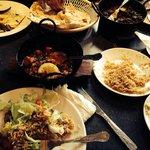 Great food . Authentic Pakistani food