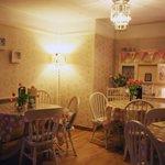Tea cup room