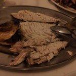 Athens, Restaurant Panorama, Fangfrischer Tagesfisch