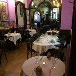 sala piccola ristorante