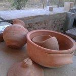 Live pottery