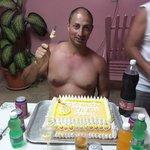 tks for birthday cake.. :))