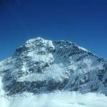 Mt Aspiring South face