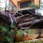 The spa at Sangoma Retreat