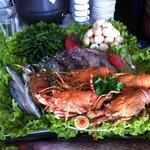 Poisson et fruits de mer