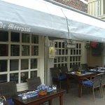 Oud Zandvoortsch Vischrestaurant De Meerpaal
