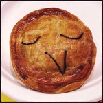 Curry pie for breakfast!