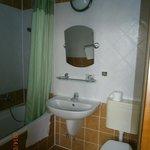 łazienka (z wanną)