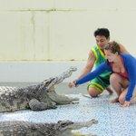 Я и крокодил :)