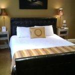 Bedroom in the champagne block