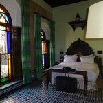 Bedroom Emerald suite