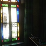 Glass stain windows